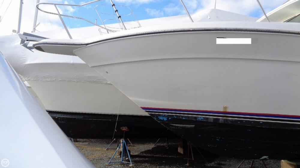 1989 Sea Ray boat for sale, model of the boat is 38AC & Image # 3 of 40