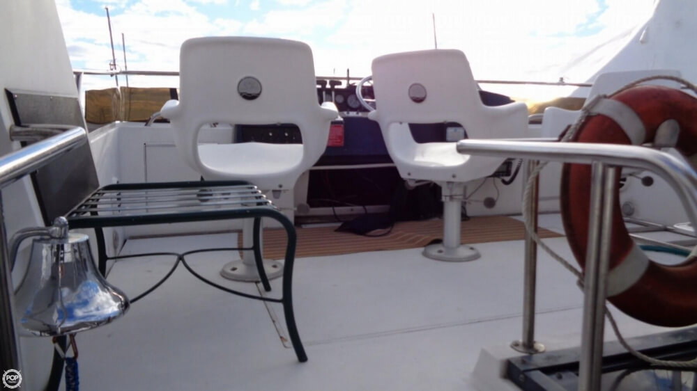 1989 Sea Ray boat for sale, model of the boat is 38AC & Image # 20 of 40