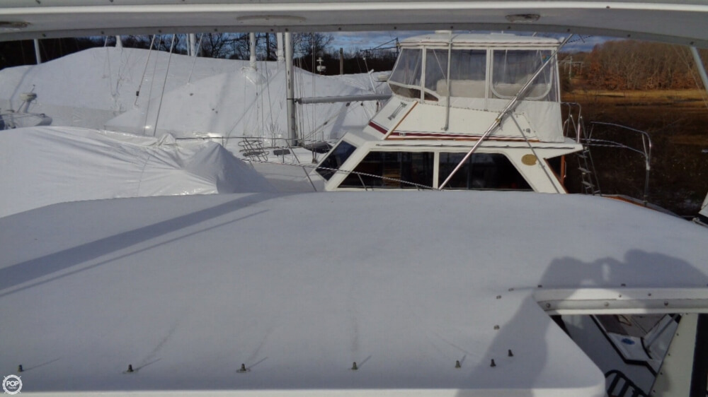 1989 Sea Ray boat for sale, model of the boat is 38AC & Image # 28 of 40