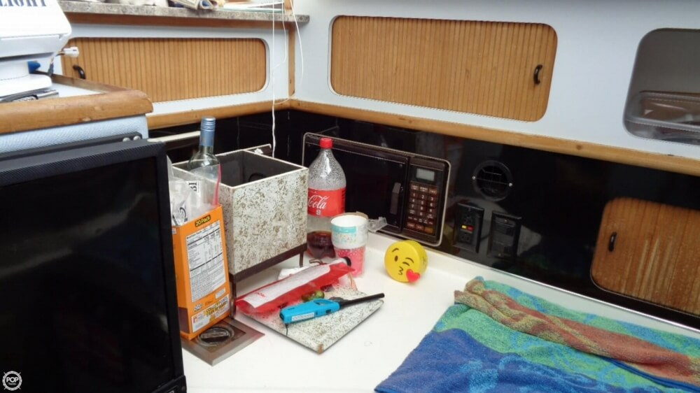 1989 Sea Ray boat for sale, model of the boat is 38AC & Image # 38 of 40