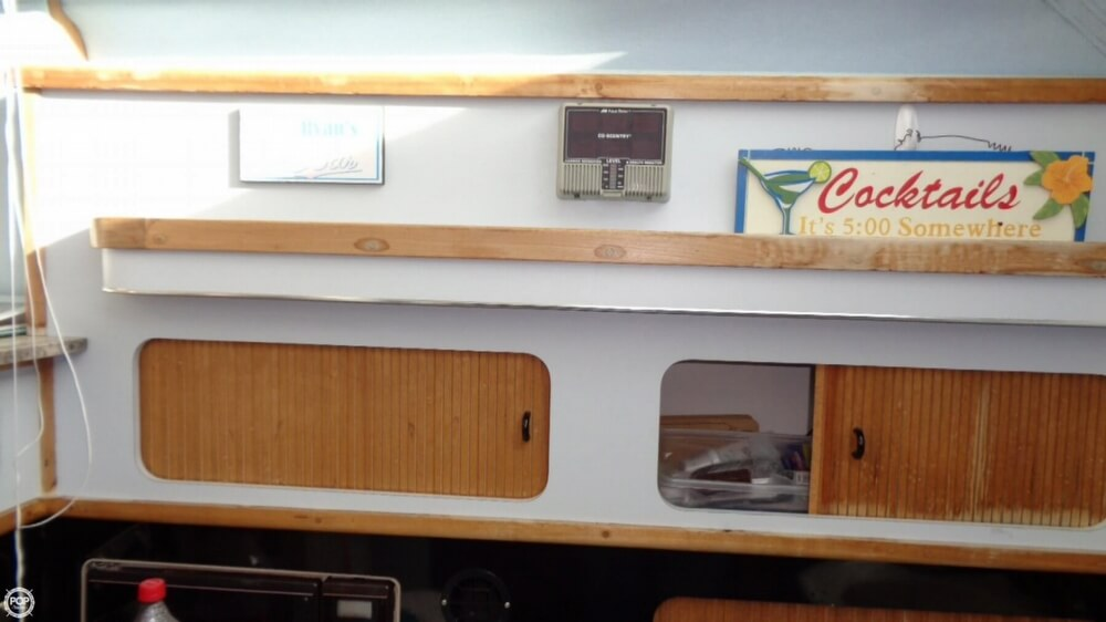 1989 Sea Ray boat for sale, model of the boat is 38AC & Image # 40 of 40