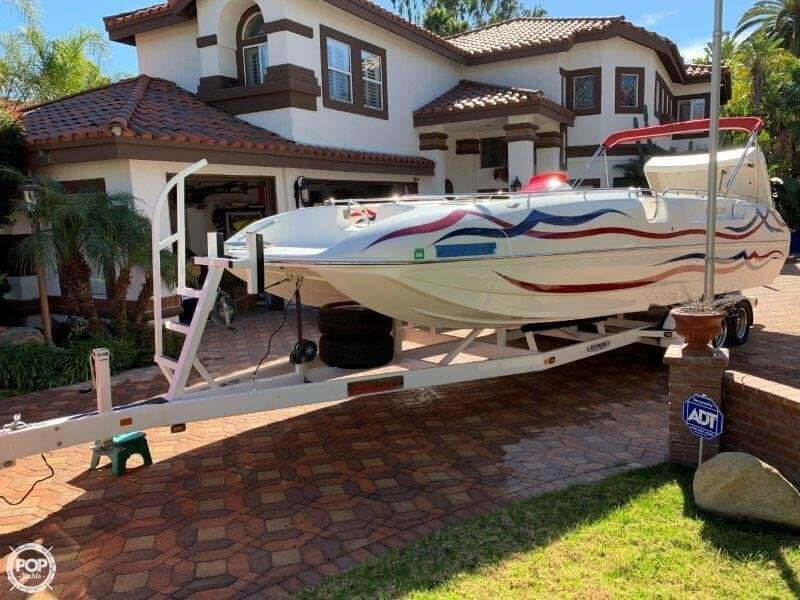 2006 Hallett boat for sale, model of the boat is 285 Party Cruiser & Image # 3 of 40
