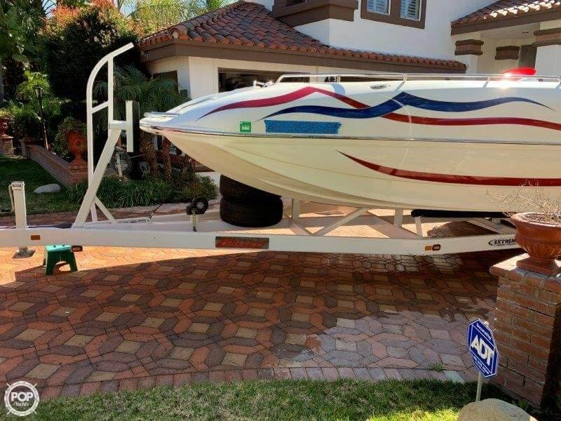 2006 Hallett boat for sale, model of the boat is 285 Party Cruiser & Image # 4 of 40