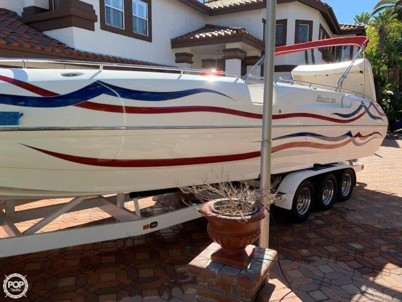 2006 Hallett boat for sale, model of the boat is 285 Party Cruiser & Image # 5 of 40