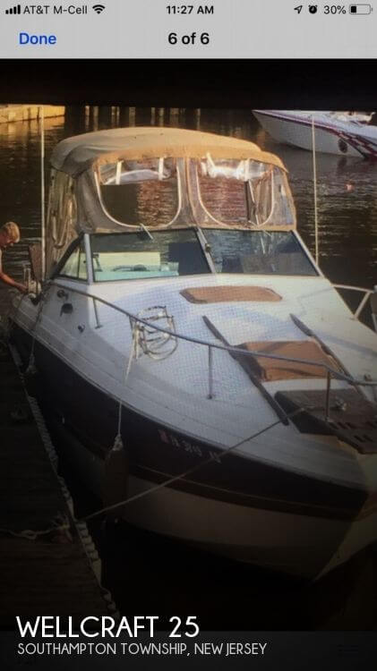 Used Wellcraft 25 Boats For Sale by owner | 1982 Wellcraft 25