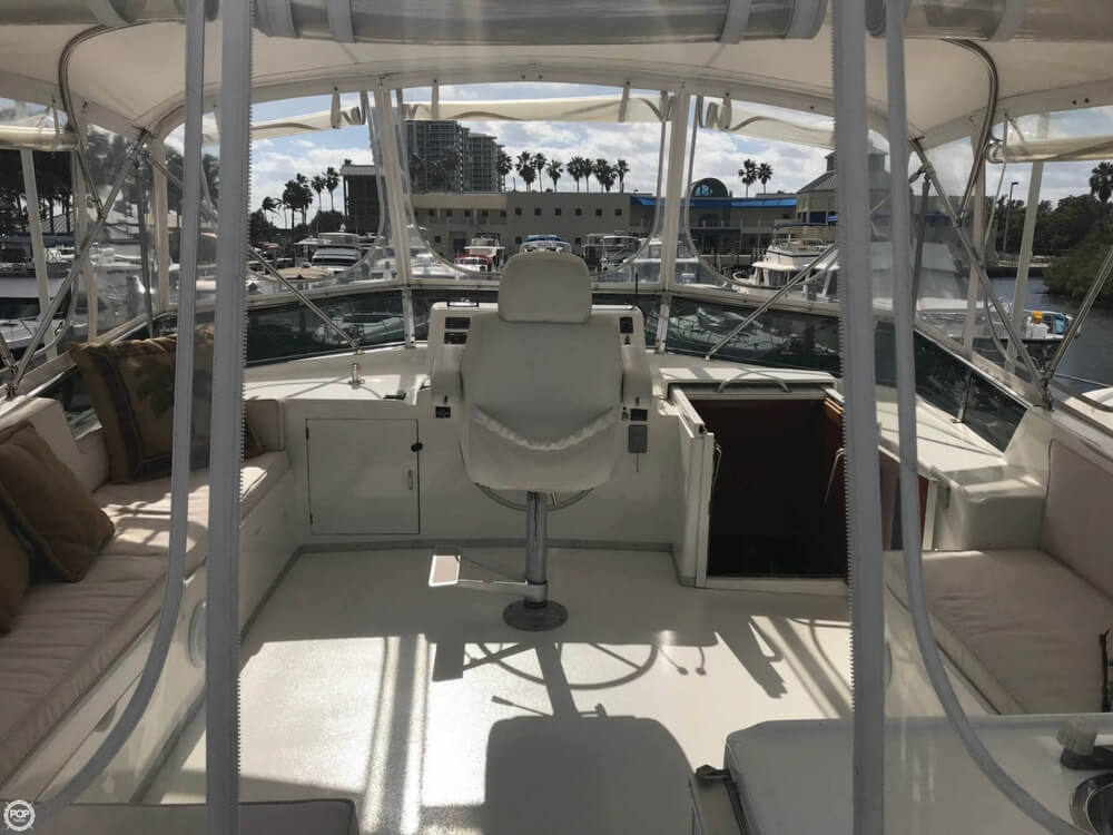 1989 Jefferson boat for sale, model of the boat is 52 Marquessa EDH & Image # 2 of 40