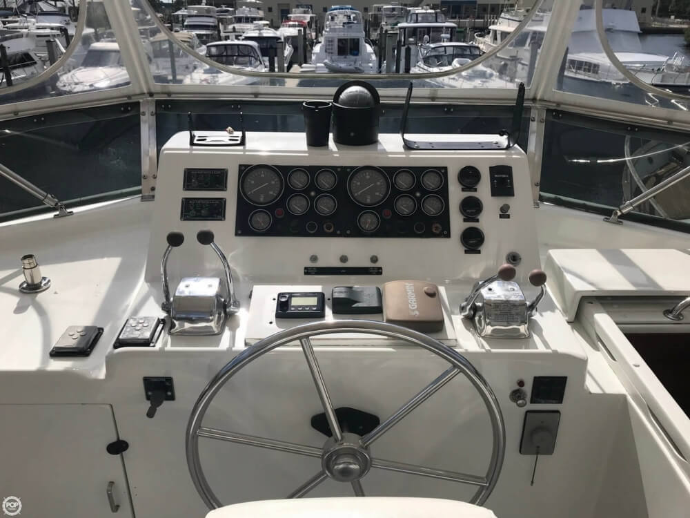 1989 Jefferson boat for sale, model of the boat is 52 Marquessa EDH & Image # 14 of 40