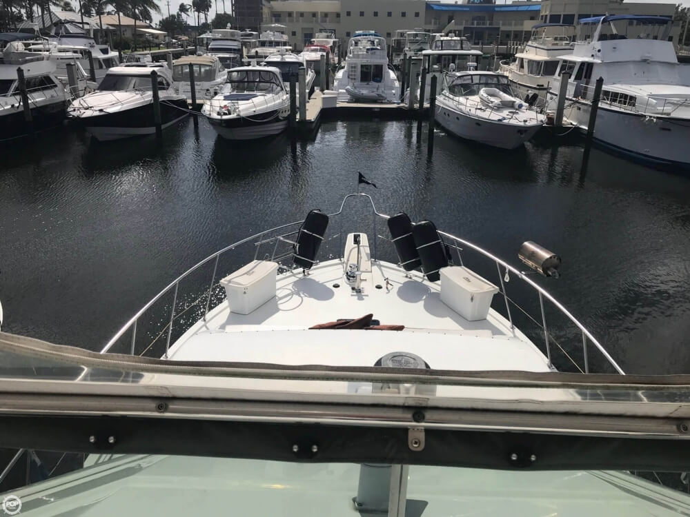 1989 Jefferson boat for sale, model of the boat is 52 Marquessa EDH & Image # 16 of 40