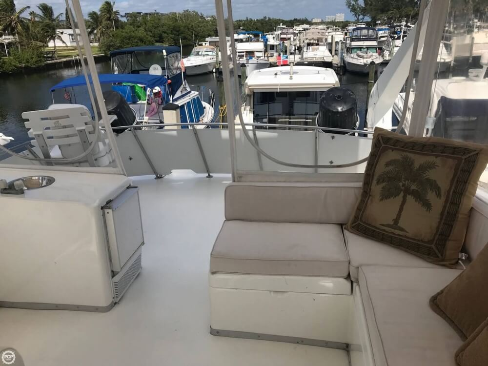 1989 Jefferson boat for sale, model of the boat is 52 Marquessa EDH & Image # 17 of 40