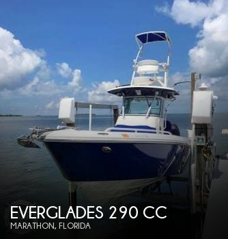 Used Everglades Boats For Sale by owner | 2008 Everglades 29