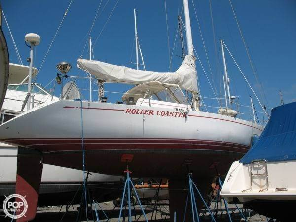 1981 Choate boat for sale, model of the boat is 44 & Image # 2 of 40