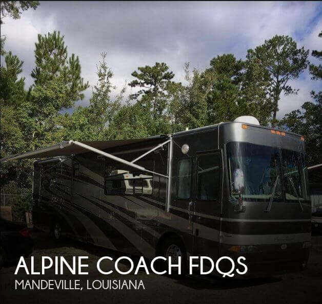 2005 Western RV Alpine Coach 40