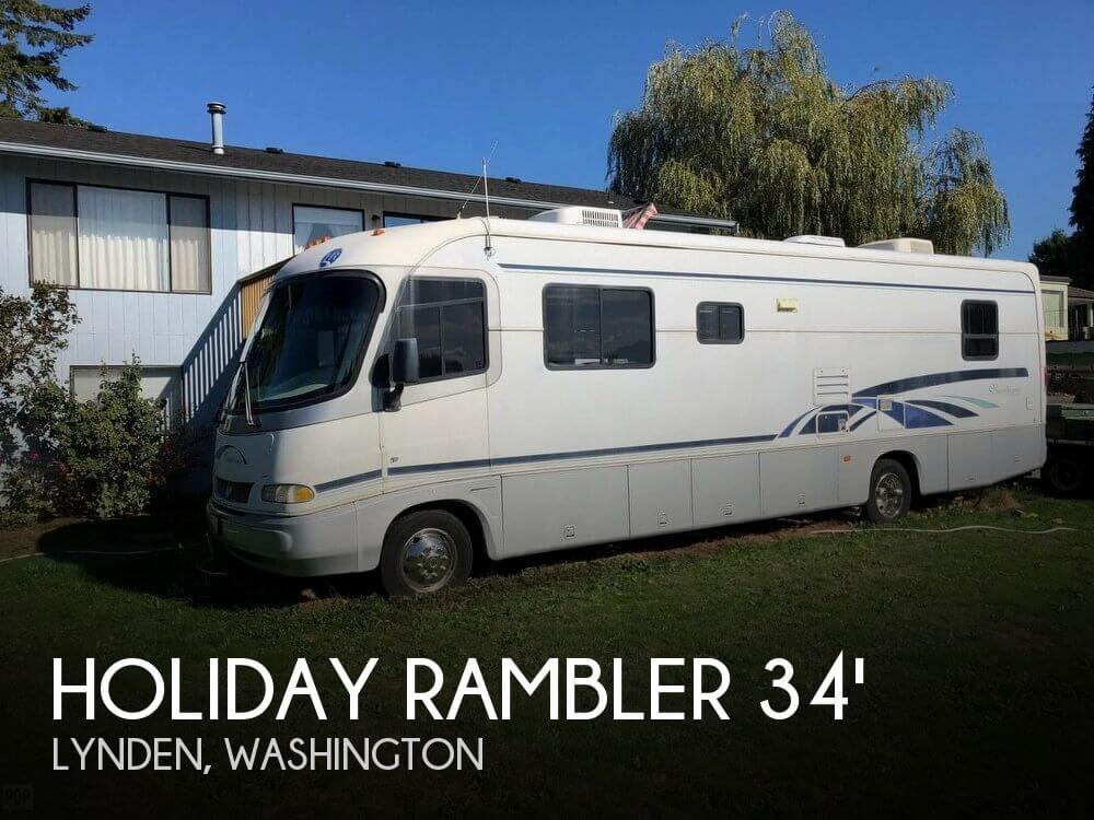 1999 Holiday Rambler Holiday Rambler 34CG Vacationer