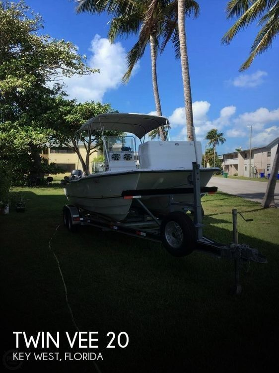 Used Twin Vee Boats For Sale by owner | 2000 Twin Vee 20