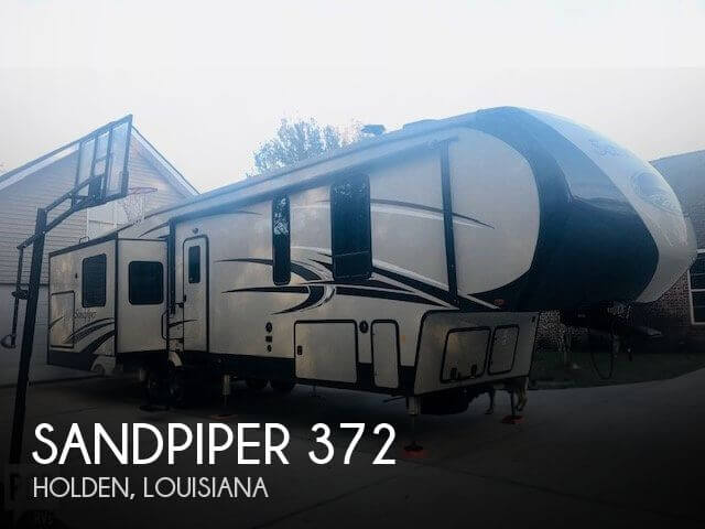 2018 Forest River Sandpiper 372