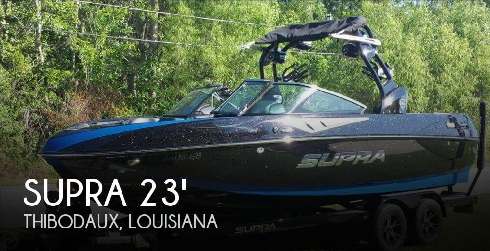 Used Boats For Sale in Baton Rouge, Louisiana by owner | 2014 Supra 21