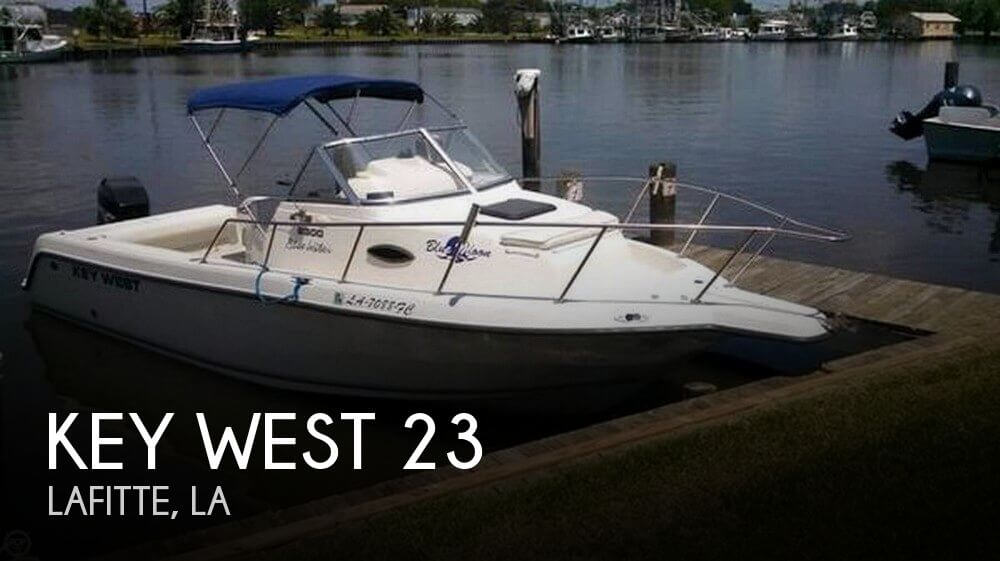 Used Key West Boats For Sale by owner | 2000 Key West 23