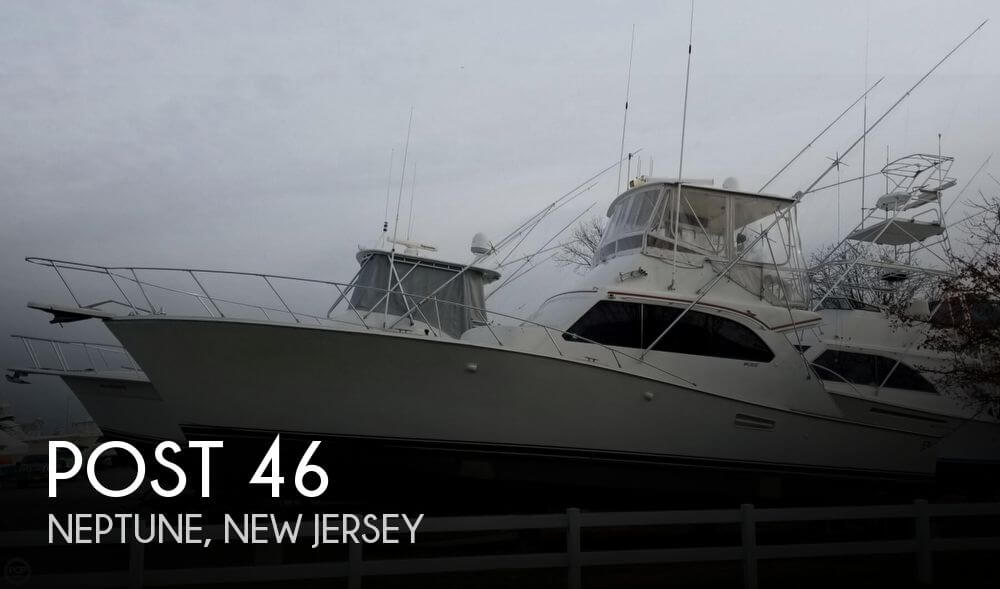 Used Post Boats For Sale by owner | 1986 Post 46