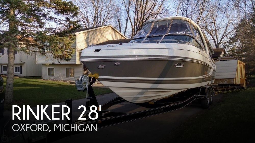Used Boats For Sale in Jackson, Mississippi by owner | 2014 Rinker 28