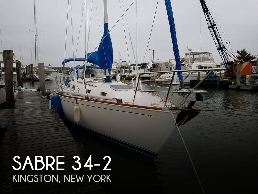 Used Boats For Sale in Albany, New York by owner | 1987 Sabre 34