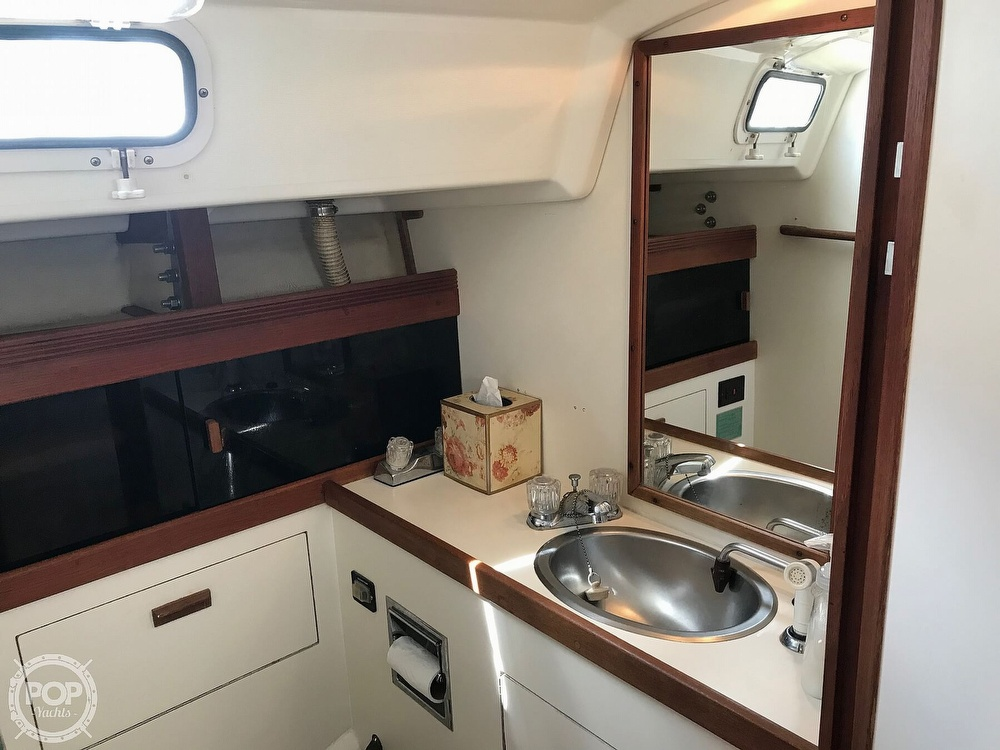 1987 Sabre boat for sale, model of the boat is 34-2 & Image # 36 of 40