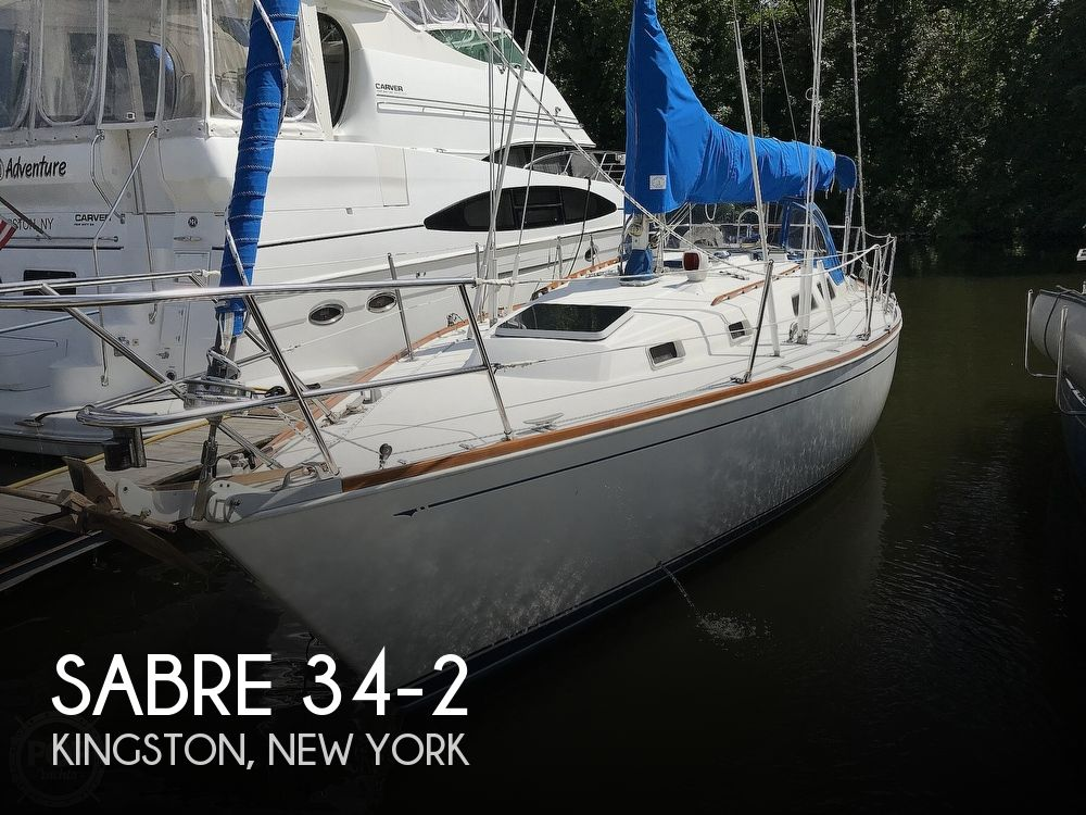 1987 SABRE 34 2 for sale