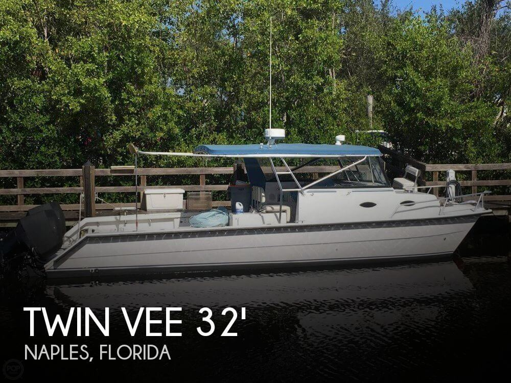 Used Twin Vee Boats For Sale by owner | 2006 Twin Vee 32