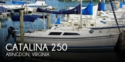 Used Boats For Sale in Johnson City, Tennessee by owner | 2006 Catalina 25