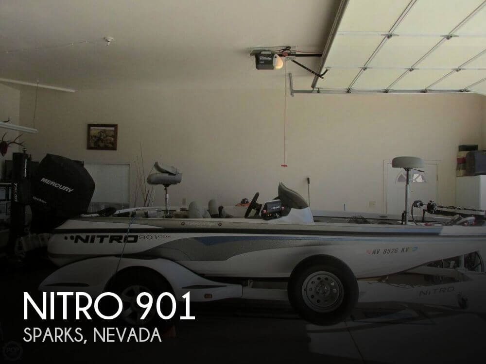 Used Boats For Sale in Reno, Nevada by owner | 2005 Nitro 19