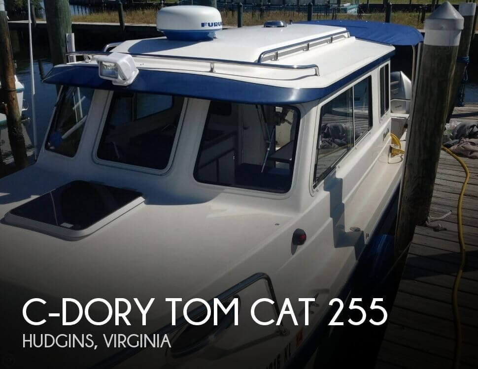 Used C-Dory Boats For Sale by owner | 2007 C-Dory 25