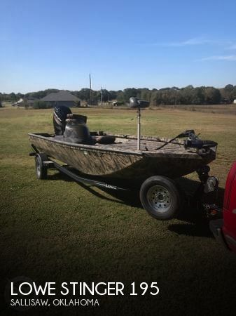 Used Lowe Fishing boats For Sale by owner | 2016 Lowe 19
