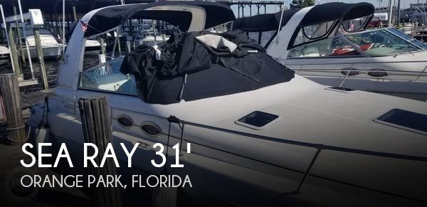 Used Sea Ray 31 Boats For Sale by owner | 1999 Sea Ray 31