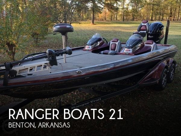 Used Boats For Sale in Little Rock, Arkansas by owner | 2014 Ranger Boats 21