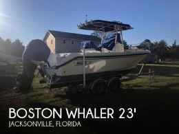 2002 Boston Whaler Outrage 230