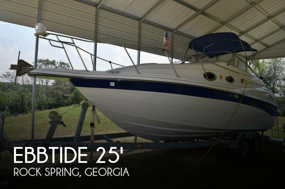 Used Ebbtide Boats For Sale by owner | 2002 Ebbtide 25