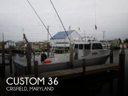 2007 Custom 36