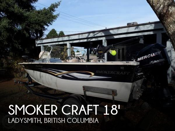 2008 Smoker Craft boat for sale, model of the boat is 182 Pro Mag & Image # 1 of 18