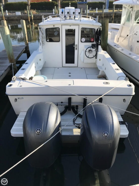 2004 Seasport boat for sale, model of the boat is 2400 XL 2015 twin Yamahas (low hours) & Image # 3 of 40