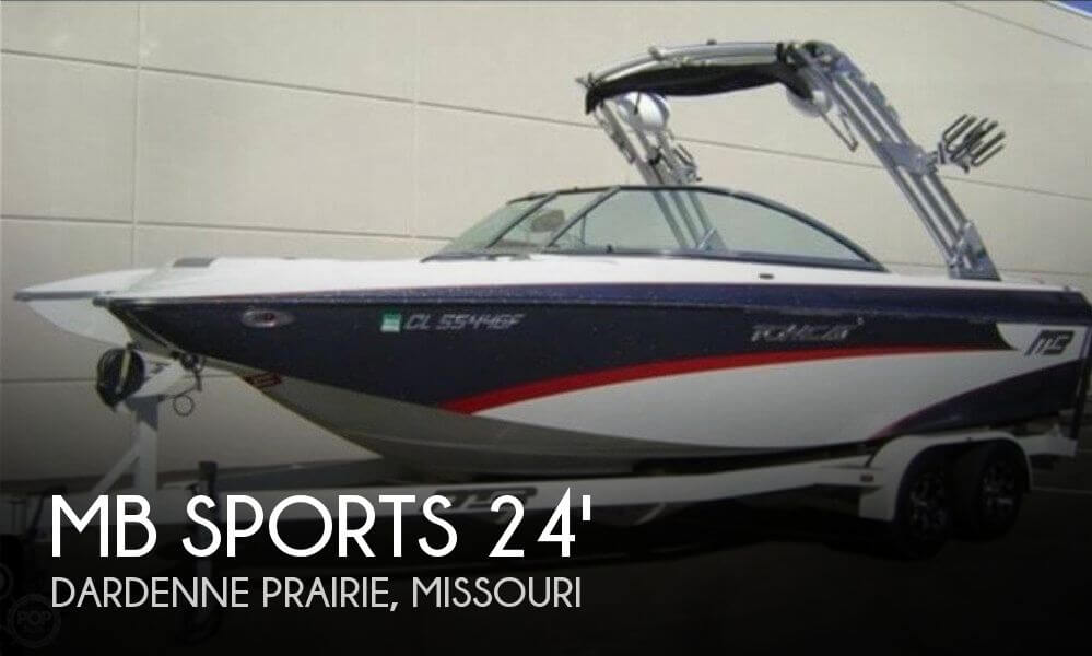 Used MB Sports Boats For Sale by owner | 2013 MB Sports Tomcat F24