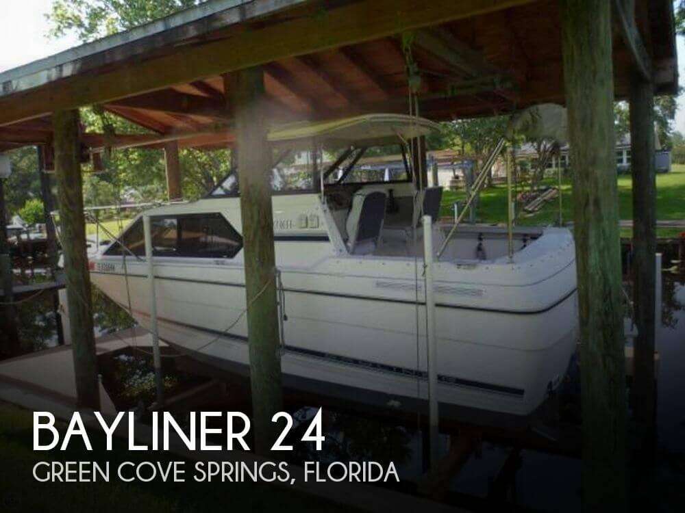 Used Bayliner Boats For Sale by owner | 1998 Bayliner 24