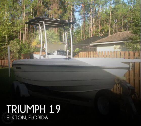 Used Triumph Boats For Sale by owner | 2012 Triumph 19