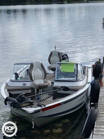 Mirrocraft 1766 Dual Impact, 17', for sale - $23,600