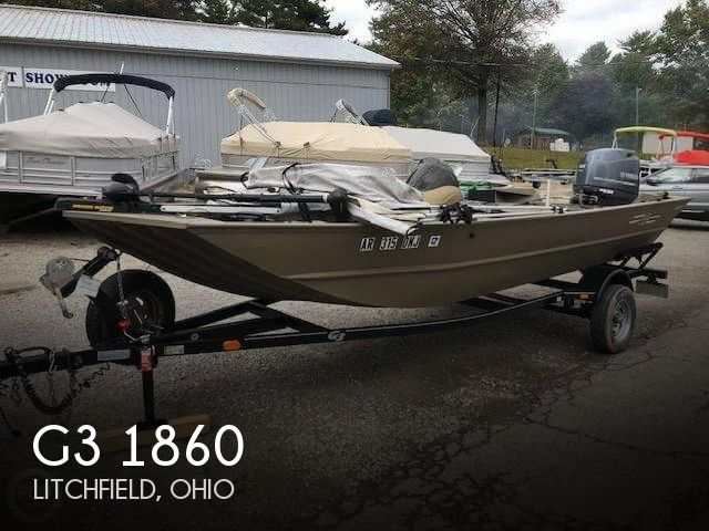 Used Fishing boats For Sale in Ohio by owner | 2015 G3 18