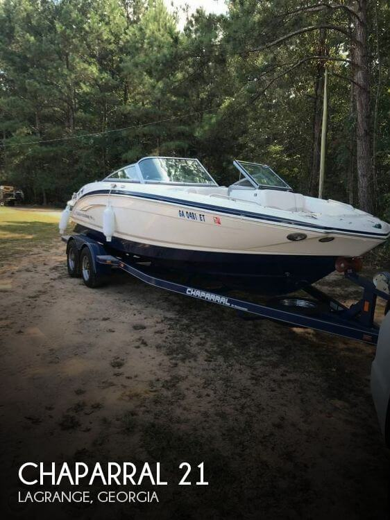 Used Chaparral Boats For Sale in Georgia by owner | 2012 Chaparral 21
