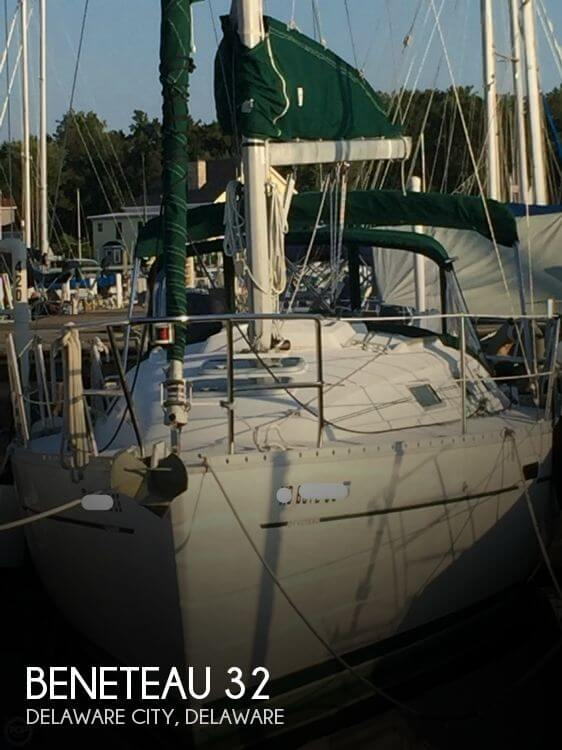 Used Boats For Sale in Reading, Pennsylvania by owner | 2001 Beneteau 32