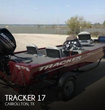 2018 Tracker 17