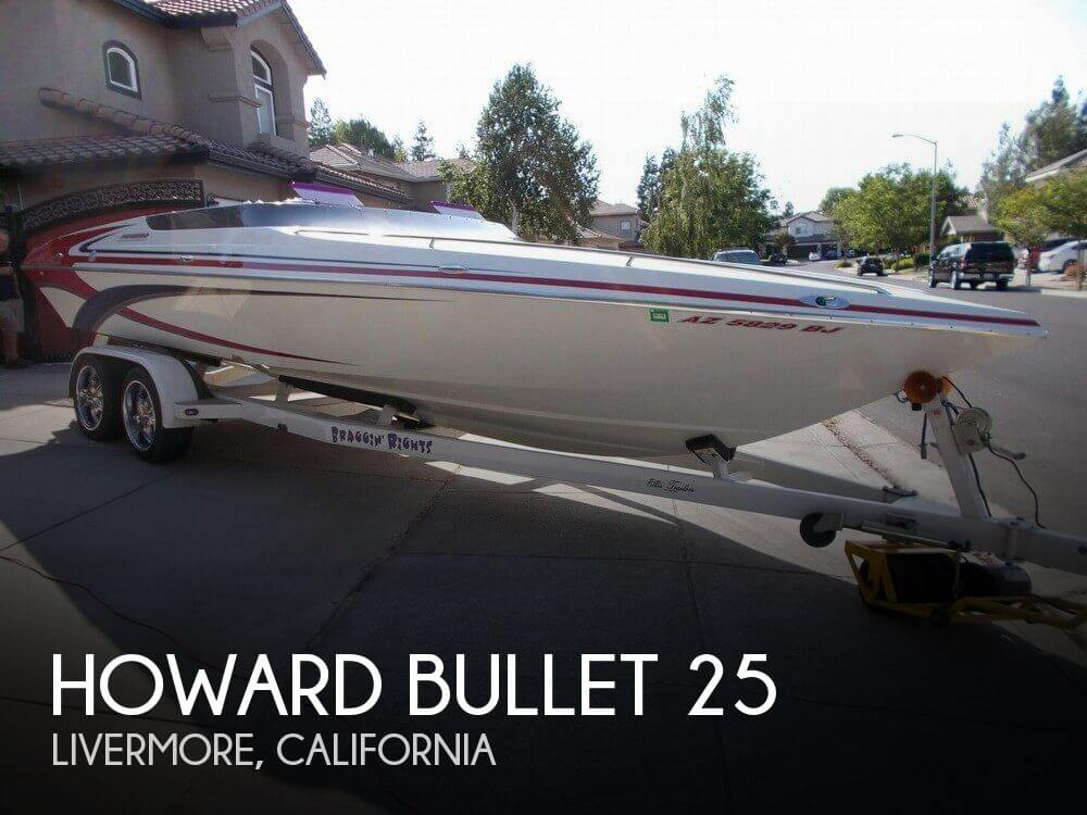 Used Howard Boats For Sale by owner | 2005 Howard 25