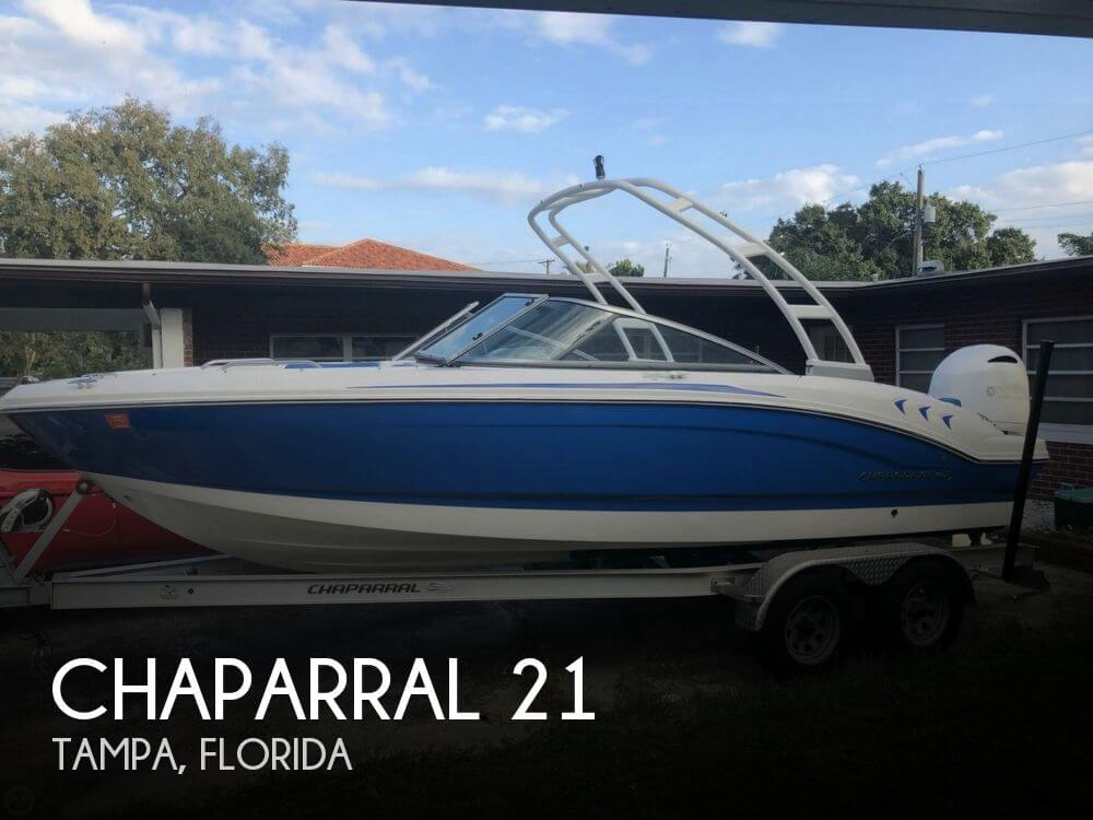Used Chaparral Boats For Sale in Florida by owner | 2017 Chaparral 21