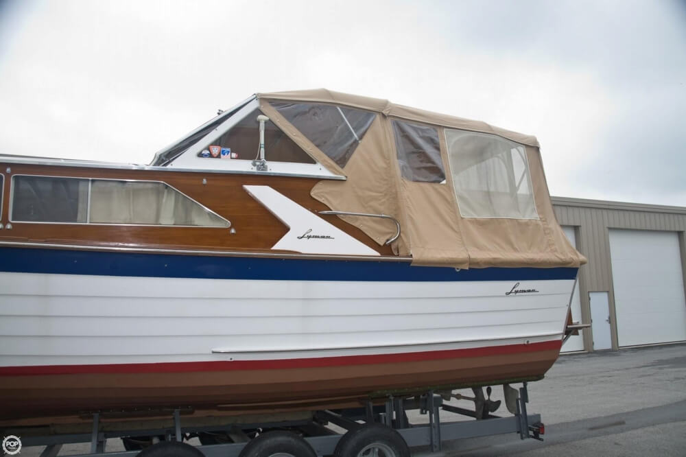 1969 Lyman boat for sale, model of the boat is 30' Express Cruiser & Image # 26 of 40