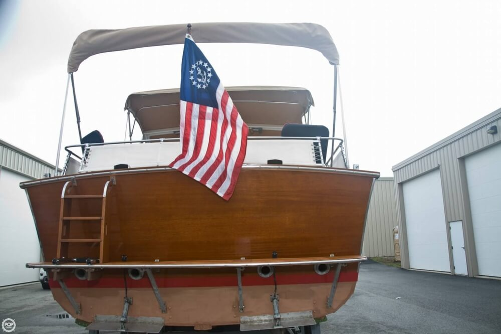 1969 Lyman boat for sale, model of the boat is 30' Express Cruiser & Image # 36 of 40